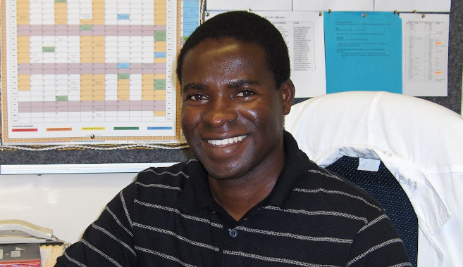 Science Access Programme Stalwart Secures PhD