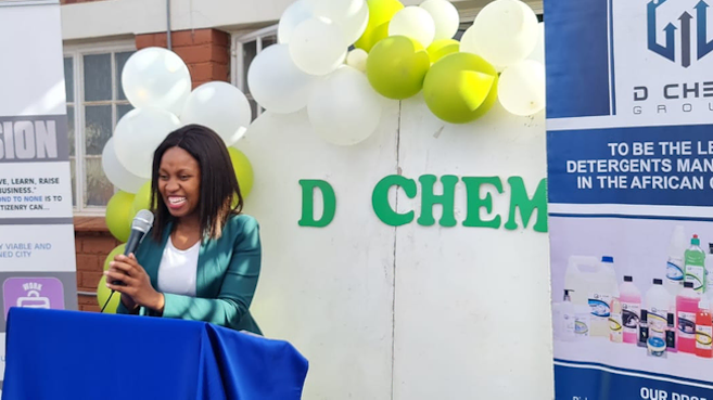 PhD Student Opens her Own Manufacturing Plant